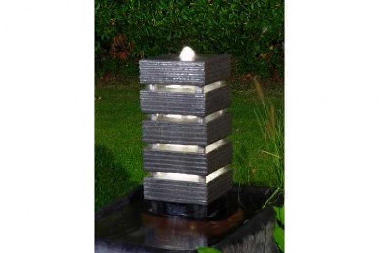 RVS buisjesset voor meer hoogte en afwisseling (4 buisjes van 55 mm)