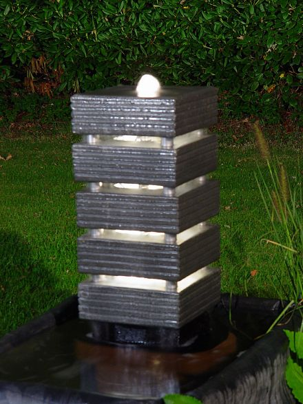 Lichtset voor bij de Waterelementen (Creablok) - 3X 20 W SPOT
