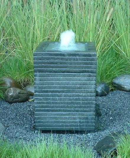 Waterelement 30x30 reservoirset - 30 cm hoog (1x bovenelement + 2x tussen element + reservoirset)