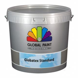 Global Paint - Globatex Standard Wit (10 liter latex muurverf)