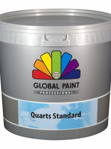 Global Paint - Quarts Standard 16 kilo (structuurverf, kwartsverf)