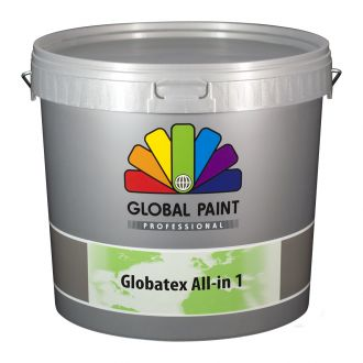 Global Paint - Globatex All-in 1 (5 liter)