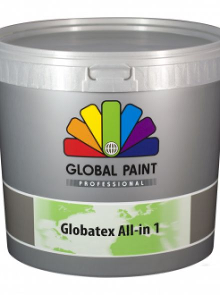 Global Paint - Globatex All-in 1 (10 liter)