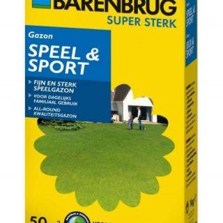 Barenbrug Speel & Sport 500 gram (graszaad 25 m2 siergazon, Artikelnummer 0228)