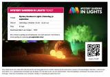 Mystery Gardens in Lights | Zaterdag 30 september