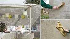 Een cementlook in een handomdraai!