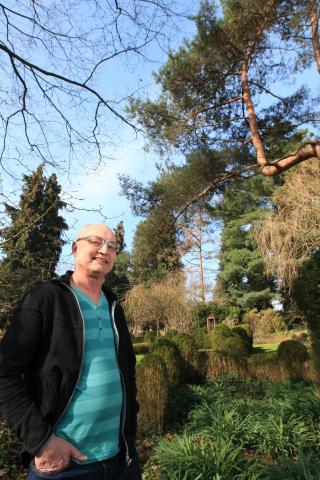Nic Smeets  Groene Gast in het vakblad Tuin en Landschap