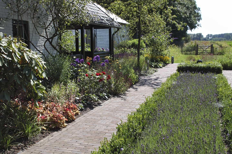Bloemrijke Tuin Welberg
