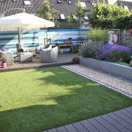 Landelijke Tuin in Roosendaal