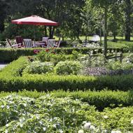 Landelijke Tuin in Lepelstraat