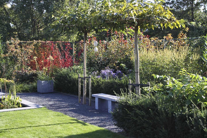 Moderne Tuin in Halsteren