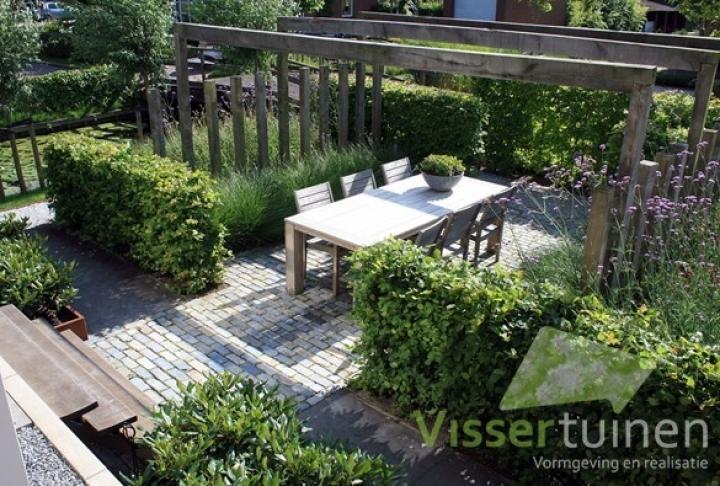 strakke landelijke tuin dutch quality gardens