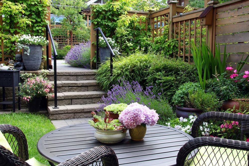 Hoe ontwerp je een kleine tuin? de tuinen van appeltern