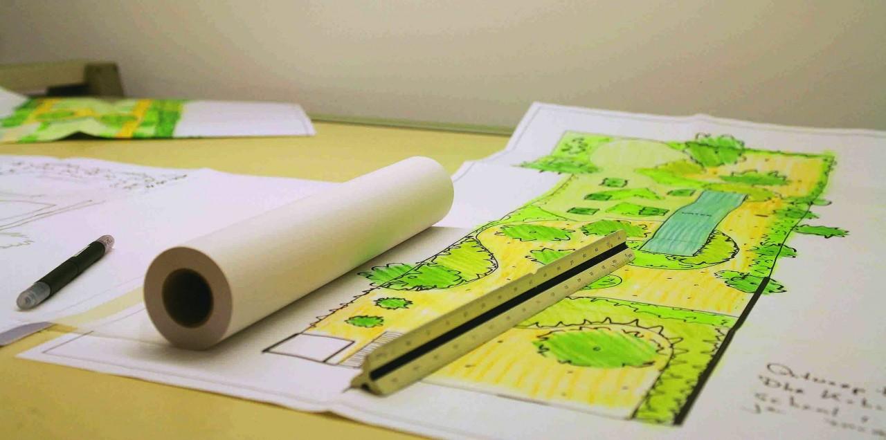 Hoe ontwerp je een kleine tuin tuinadvies van de tuinen for Klein tuin uitleg