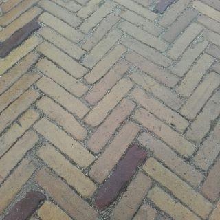 Oude hardgebakken waaltjes Toscana, Gouda brons genuanceerd (Gebakken waalformaat klinkers)