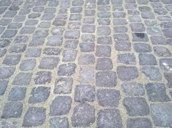 Lava-Basalt Natuursteenkeien (ca 16x16x16 cm)
