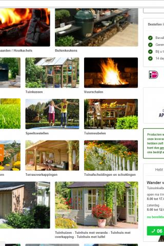 Onze eigen webshop !