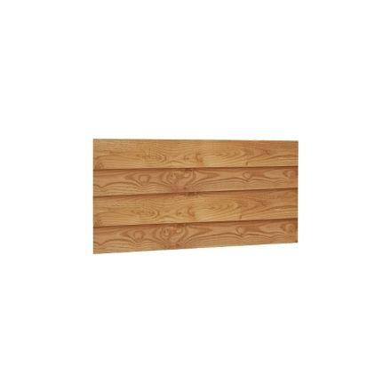 Achterwand van enkelzijdig Zweeds rabat, Blank (Woodvision 40935)