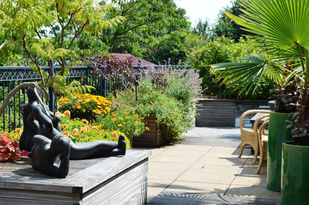 Tuinieren Op Balkon : Balkontuin de tuinen van appeltern
