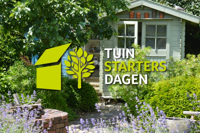 Kom naar de tuinstartersdagen op 9 en 10 juni!
