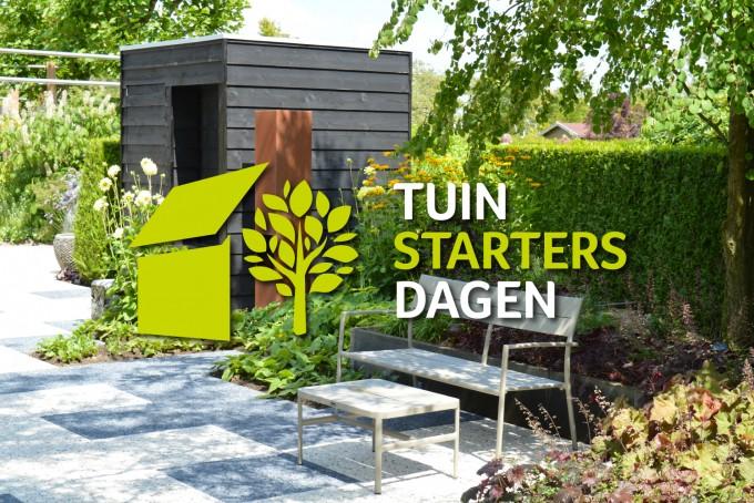 Kom naar de Tuinstartersdagen op 7 en 8 juli!
