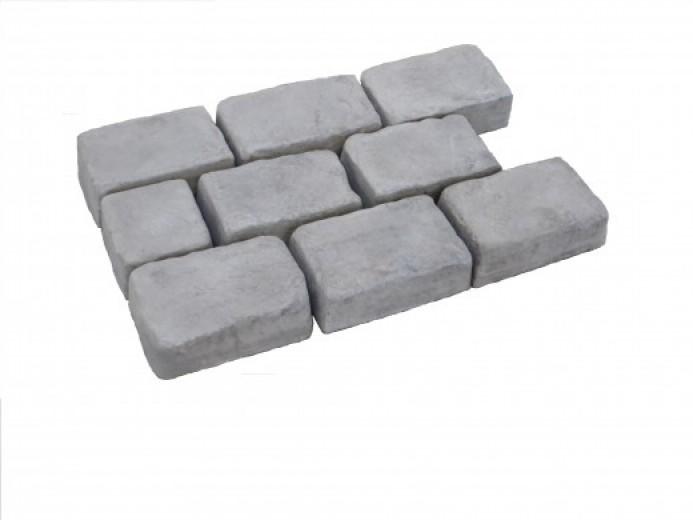 Carpet stones type E47 Antraciet (Big Carpet - per stuk)