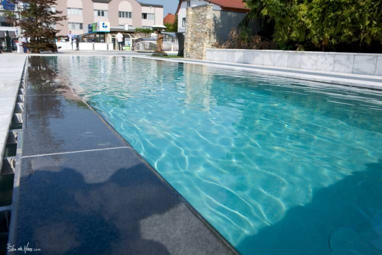 Zwembad type XL-Fast Lane 122 (Compass Ceramic Pools)