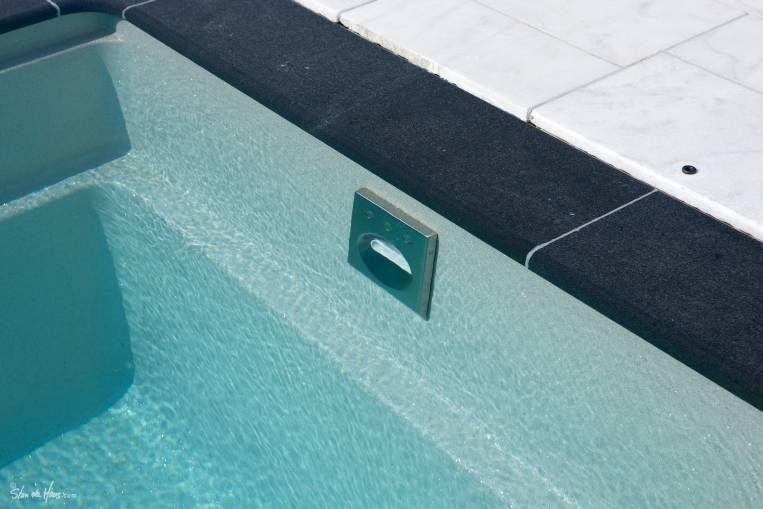 Zwembad type XL-Fast Lane 122 (Compass Ceramic Pools)