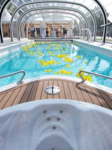 Zwembad type Yacht Pool (Compass Ceramic Pools)