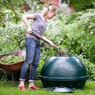 Compostbak Globe 310 L (warmte compostvat THO-M)