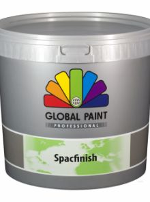 Global Paint - Spacfinish 2,5 liter