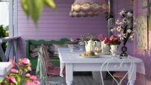 Houtverf (lak) voor binnen en buiten (professionele verf van het merk Global Paint)