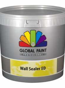 Wall Sealer ED - Wit - 2,5 liter (Global Paint - Voorstrijk)