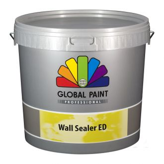 Wall Sealer ED - Wit - 10 liter (Global Paint - Voorstrijk)