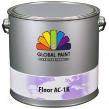 Global Paint - Floor AC-1K - Kleur - 1 liter (betonverf voor binnen gebruik)