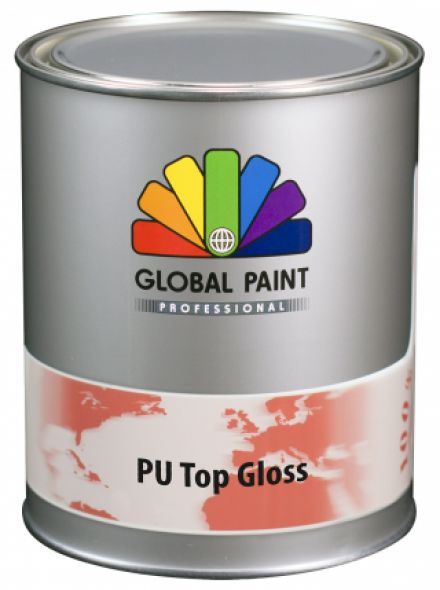 Global Paint - Aquatura PU Top Gloss 0,5 liter
