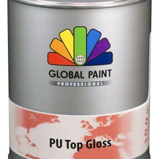 Global Paint - Aquatura PU Top Gloss 2,5 liter