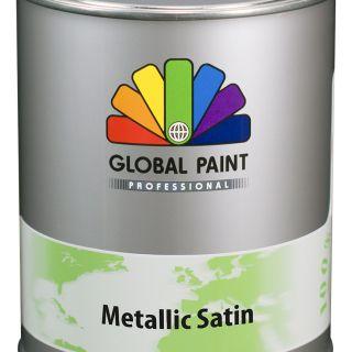 Global Paint - Metallic Satin 1 liter