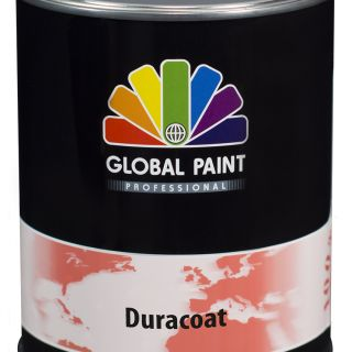 Global Paint - Duracoat Gloss 1 liter (Hoogglans houtverf)