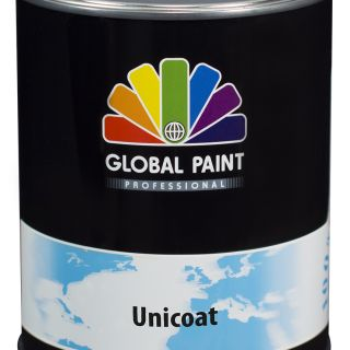 Global Paint - Unicoat 1 liter (Zijdeglans houtverf)