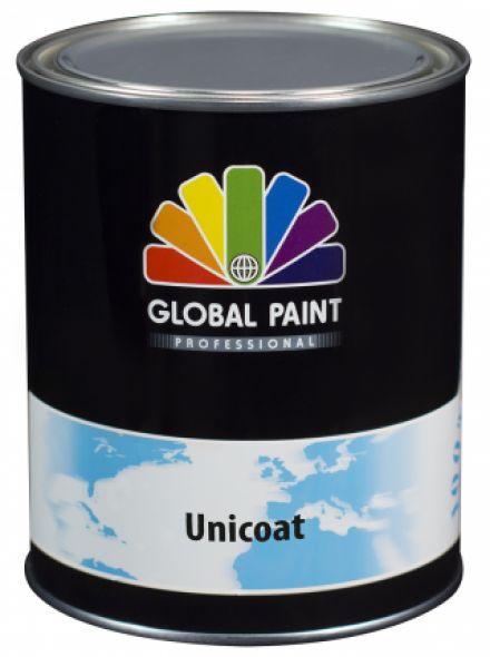 Global Paint - Unicoat 2,5 liter (Zijdeglans houtverf)