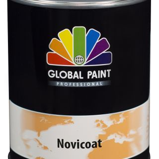 Global Paint - Novicoat 2,5 liter (Hoogglans houtverf)