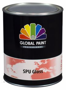 Global Paint - SPU Gloss 0,5 liter (Hoogglans houtverf)