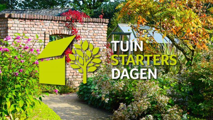 Workshop: Tuinstartersdagen