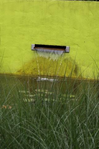 Genieten van water in de tuin