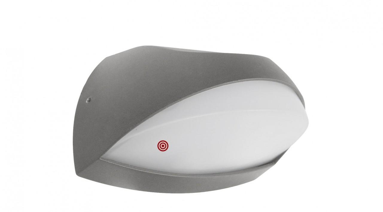 Sensor  buitenlamp met een ingebouwde schemerschakelaar