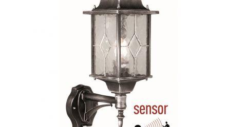 Sensorverlichting (gevellampen met bewegingsmelders voor buiten)