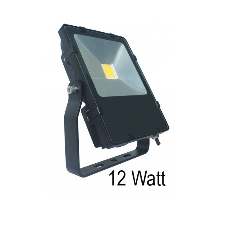 Aanlichtspot 10-45530 Spotpro (Floodlight, 12Watt, 3000K 1140Lm)