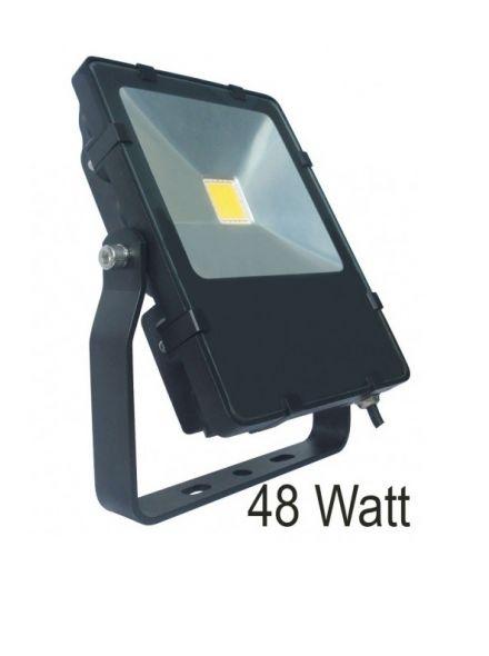 Aanlichtspot 10-45550 Spotpro (Floodlight, 48Watt, 3000K 4560Lm)