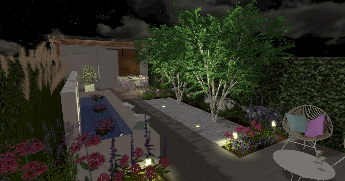 Heerlijke Tuin Vakantiegevoel : Ibiza tuin dutch quality gardens